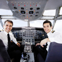 commercial pilot salary